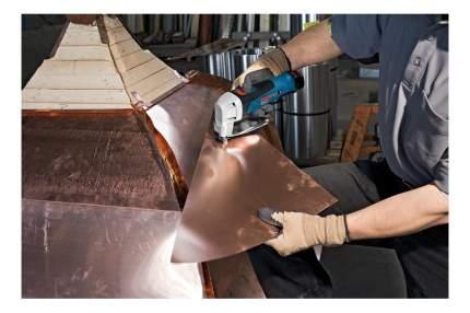 Аккумуляторные ножницы Bosch GSC 10,8 V-LI 601926105 БЕЗ АККУМУЛЯТОРА И З/У