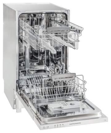 Встраиваемая посудомоечная машина 45см Kuppersberg GS 4505