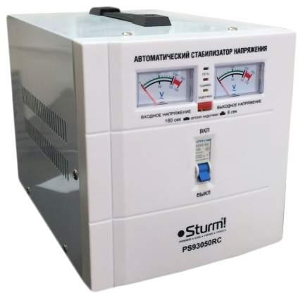 Однофазный стабилизатор Sturm! PS93050RC