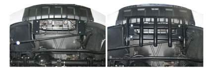 Защита рулевых тяг АвтоБРОНЯ для UAZ (222.06312.1)