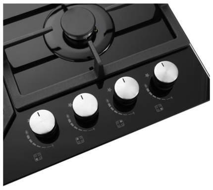 Встраиваемая варочная панель газовая LEX GVG 640 BL Black