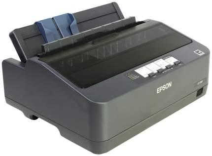 Матричный принтер Epson LX-350 C11CC24031 Черный
