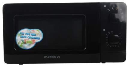 Микроволновая печь соло Daewoo KOR-5A07B black