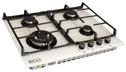 Встраиваемая варочная панель газовая RICCI RGH-6042-1 White
