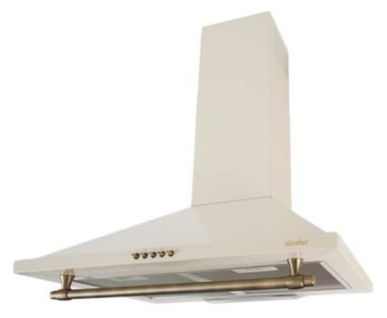 Вытяжка купольная Simfer 8665SM