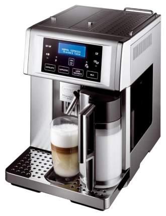 Кофемашина автоматическая DeLonghi PrimaDonna Avant ESAM 6704 Silver/Black