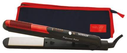 Выпрямитель волос Vitesse VS-935 Red/Black