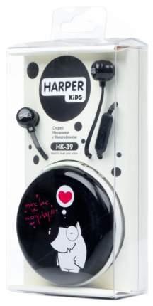 Наушники Harper Kids HK-39 Blue