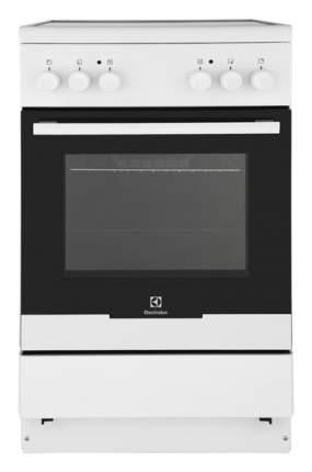 Электрическая плита Electrolux EKC95010MW White