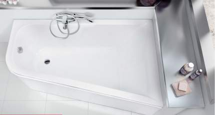 Акриловая ванна AM.PM Inspire 160х100 без гидромассажа левая
