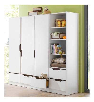 Шкаф детский Geuther Fresh белый/коричневый