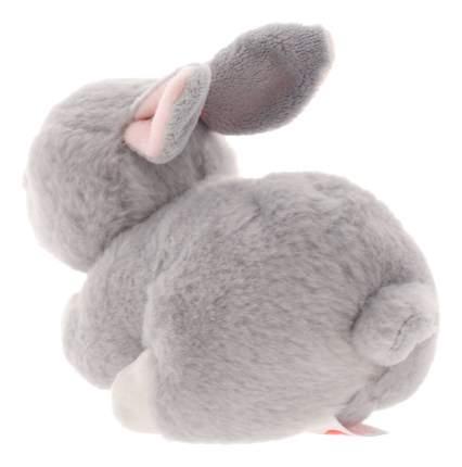 Мягкая игрушка TY Зайчик серый Nibbler, 15 см 41700