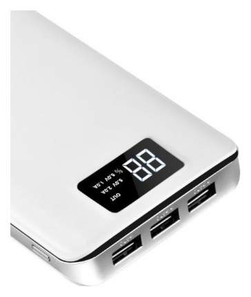 Внешний аккумулятор Hoco B23B White 20000 mAh
