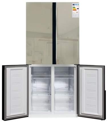Холодильник Ginzzu NFK-500 Beige
