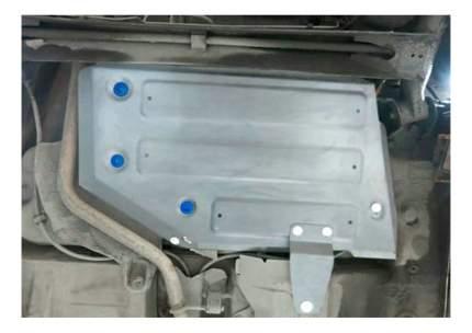 Защита бензобака RIVAL для Nissan, Renault (333.4720.1)