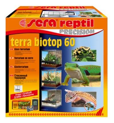 Террариум для рептилий Sera BIOTOP REPTIL TERRA, 60 x 60 x 45 см