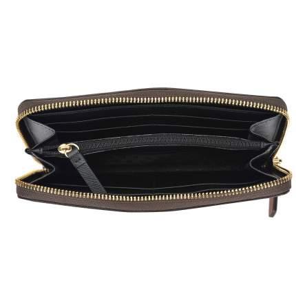 Вместительное женское портмоне на молнии DKNY R74QJ103-233