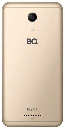Смартфон BQ BQ-5522 Next 8Gb Gold