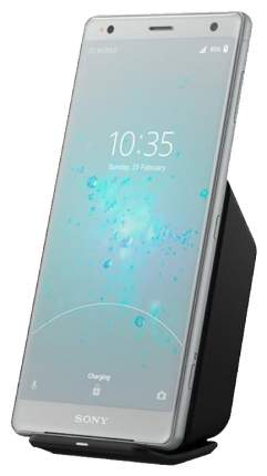Беспроводное зарядное устройство Sony WCH20 Black