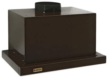Вытяжка встраиваемая GEFEST ВО-4501 К17 Brown