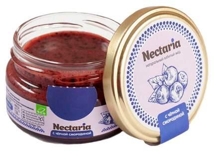 Мед Nectaria черная смородина 130 г