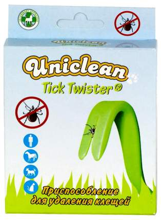Выкручиватель клещей Uniclean Tick Twister, 2 шт