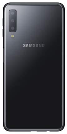 Смартфон Samsung Galaxy A7 (2018) 64Gb Black (SM-A750F)