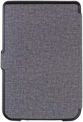 Чехол для электронной книги PocketBook Shell Cover серый JPB626(2)-GL-P