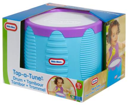 Барабан игрушечный Little Tikes Барабан с палочками 643002E4C