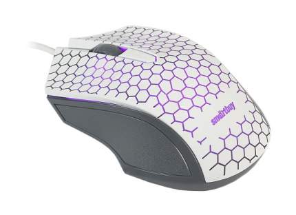 Проводная мышка SmartBuy SBM-334-W White/Black
