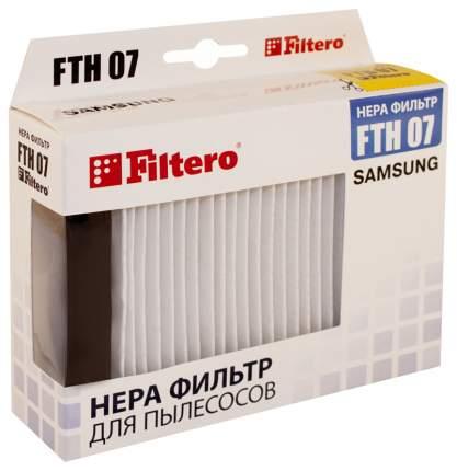 Фильтр для пылесоса Filtero FTH 07