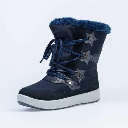 Мембранная обувь для девочек Котофей, 35 р-р