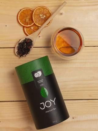 Премиум чай черный Joy лимонное безумие 100 г