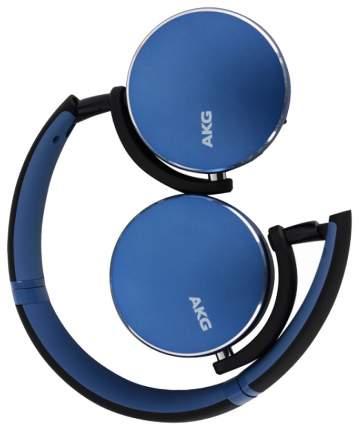 Беспроводные наушники AKG Y500 Blue