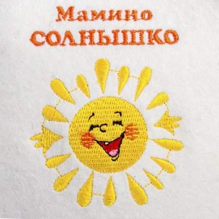 Детская банная шапочка Мамино солнышко Rusher дш007