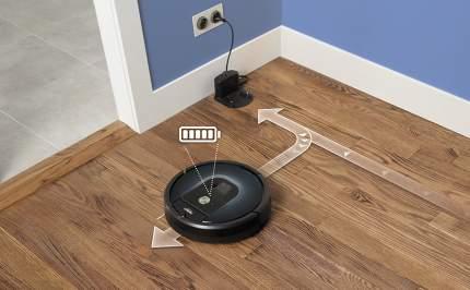 Робот-пылесос iRobot Roomba 981 Grey