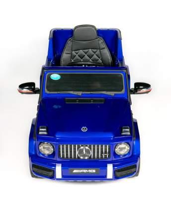 Детский электромобиль Barty Mercedes-AMG G63 ВВН-0002 (Лицензия), Синий