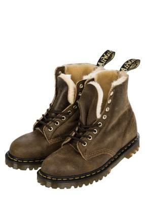 Ботинки мужские Dr. Martens 25271259 коричневые 40 RU