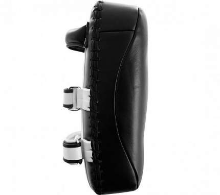 Макивара adidas Thai Pad Extra Thick Semi Leather черно-белая