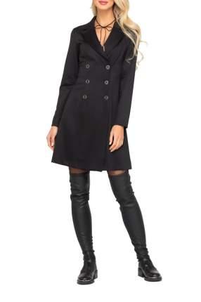Платье женское Gloss 25370(01) черное 38 RU