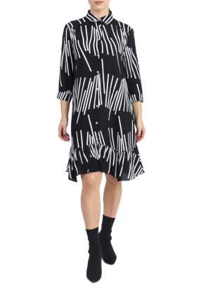 Платье женское LACY S7319(4600) черное 48 RU