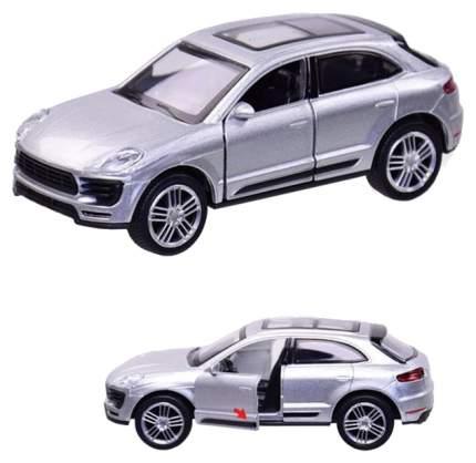 Масштабная модель автомобиля Play Smart porsche macan 1:50 6527WC-A,B,C,D в ассортименте