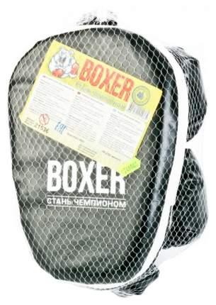 Боксерский набор детский Лидер №7 Черный