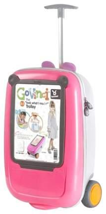 Детская сумка на колесах Benbat GV425 Розовый/Оранжевый