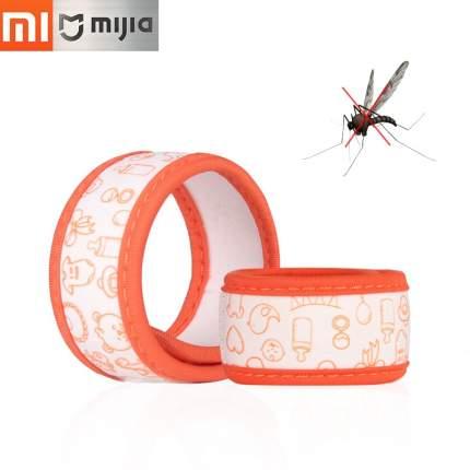 Браслет отпугиватель насекомых и комаров Детский Xiaomi clean-n-fresh