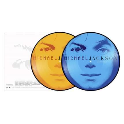 Виниловая пластинка Michael Jackson Invincible (Picture Disc)(2LP)