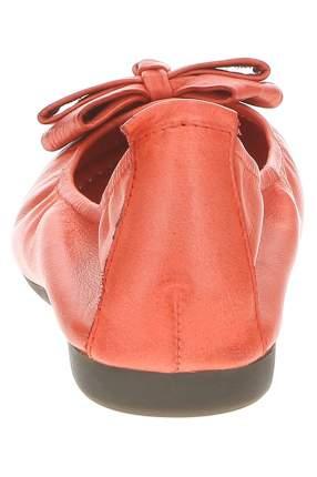 Балетки женские Pretty Ballerinas 35 RU663 черные 35 RU