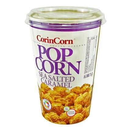 Попкорн CorinCorn сладко-соленый карамель 100 г