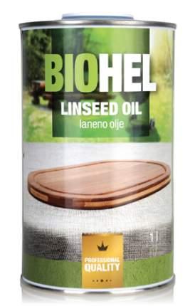 Льняное масло Helios Biohel Linseed Oil 1 L.