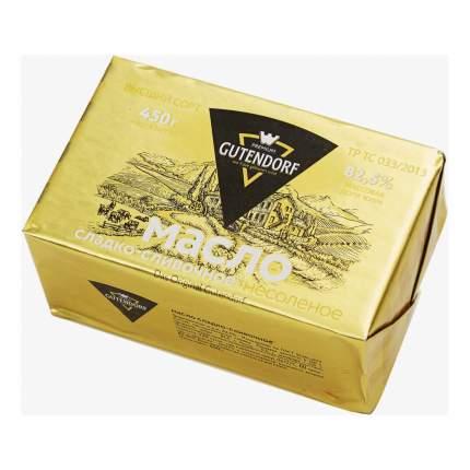 Сливочное масло Gutendorf 82,5% 450 г